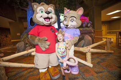 Childrens Activities   Great Wolf Lodge Concord