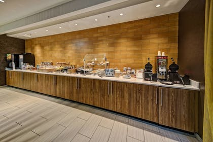 Restaurant | Springhill Suites by Marriott Moore