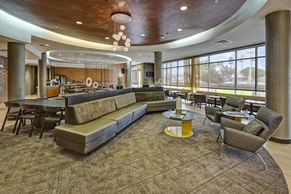 Lobby | Springhill Suites by Marriott Moore