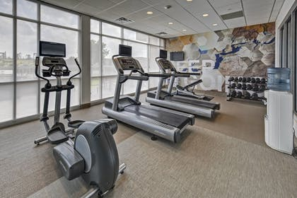Sports Facility | Springhill Suites by Marriott Moore