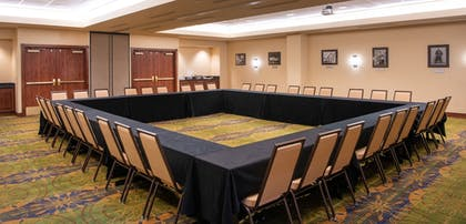 Meeting Facility   NCED Conference Center & Hotel