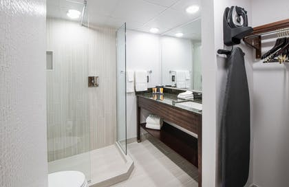 Bathroom   NCED Conference Center & Hotel