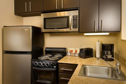 In-Room Kitchen | TownePlace Suites Patuxent River Naval Air Station