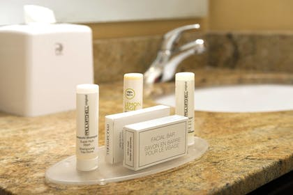 Bathroom Amenities | TownePlace Suites Patuxent River Naval Air Station