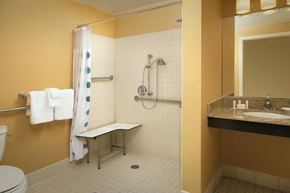 Bathroom | TownePlace Suites Patuxent River Naval Air Station