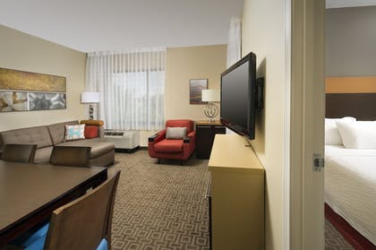 Living Room | TownePlace Suites Patuxent River Naval Air Station