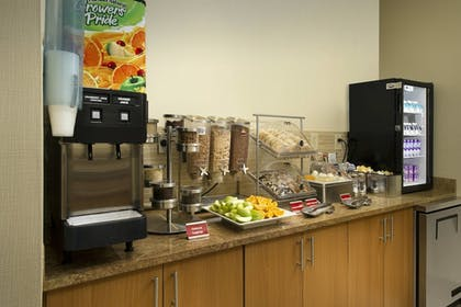 Breakfast buffet | TownePlace Suites Patuxent River Naval Air Station