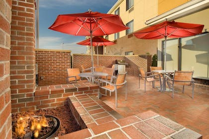 Terrace/Patio | TownePlace Suites Patuxent River Naval Air Station