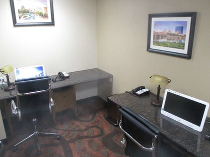 Business Center | Best Western Plus Crawfordsville Hotel