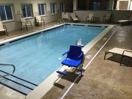 Pool | Best Western Plus Crawfordsville Hotel
