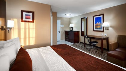 Room | Best Western Plus Crawfordsville Hotel