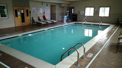 Indoor Pool | Best Western Plus Crawfordsville Hotel