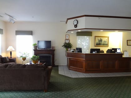 Check-in/Check-out Kiosk | Voyager Inn