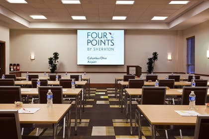 Meeting Facility   Four Points by Sheraton Columbus Ohio Airport