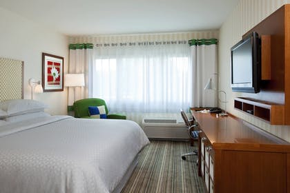 Guestroom   Four Points by Sheraton Columbus Ohio Airport