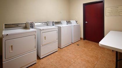 Laundry Room | Best Western Plus Katy Inn & Suites
