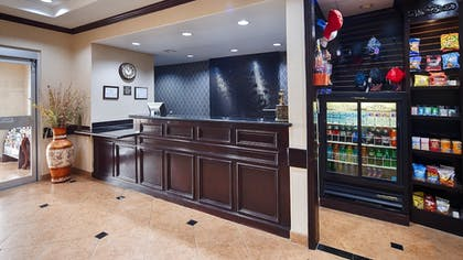 Reception | Best Western Plus Katy Inn & Suites