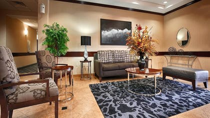 Lobby | Best Western Plus Katy Inn & Suites