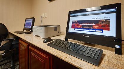 Business Center | Best Western Plus Katy Inn & Suites