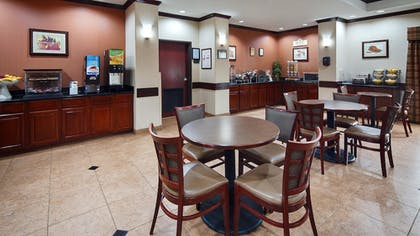 Breakfast Area | Best Western Plus Katy Inn & Suites