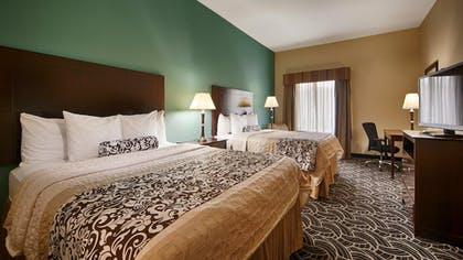 Guestroom | Best Western Plus Katy Inn & Suites