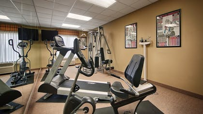 Gym | Best Western Plus Katy Inn & Suites