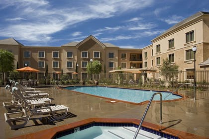 Outdoor Pool | Ayres Hotel Chino Hills