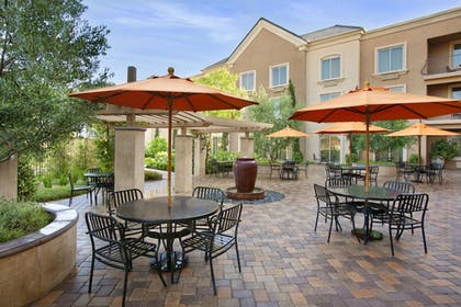 Outdoor Dining | Ayres Hotel Chino Hills