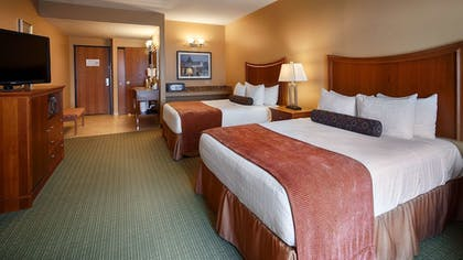 Room | Best Western Plus Swiss Chalet Hotel & Suites