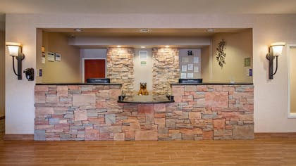 Lobby | Best Western Plus Fossil Country Inn & Suites