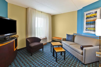 | Suite, 1 King Bed with Sofa bed (Extended) | Fairfield Inn & Suites by Marriott Lexington North