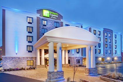 Exterior   Holiday Inn Express Hotel & Suites Williamsport