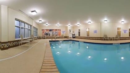 Indoor Pool | Holiday Inn Express & Suites Newberry