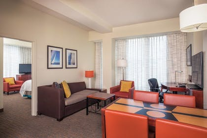 | Suite, 1 Bedroom | Residence Inn by Marriott Portland Downtown Waterfront