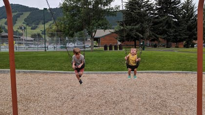 Childrens Play Area - Outdoor | White Buffalo Club