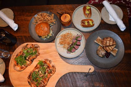 Food and Drink | White Buffalo Club