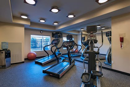 Fitness Facility   TownePlace Suites Fayetteville Cross Creek