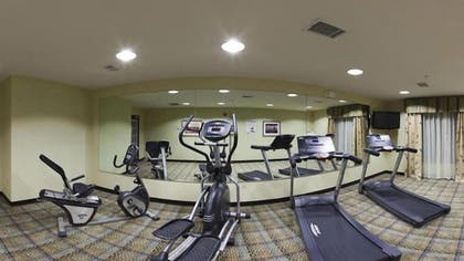 Fitness Facility | Holiday Inn Express Hotel & Suites Okmulgee