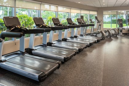 Sports Facility | Residence Inn by Marriott Miami Airport