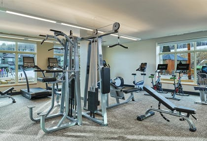 Fitness Facility | Viceroy Snowmass