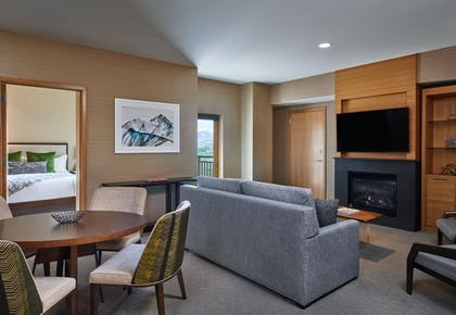 Living Area | Viceroy Snowmass