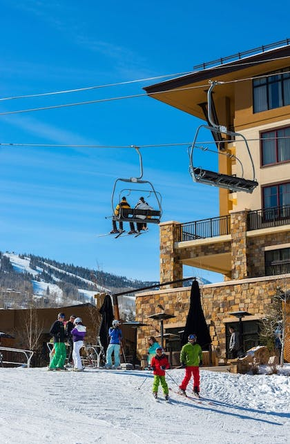 Ski Hill | Viceroy Snowmass