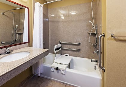 In-Room Amenity | Candlewood Suites Hotel Texas City