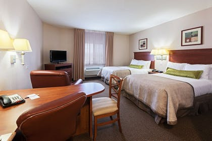 Guestroom | Candlewood Suites Hotel Texas City