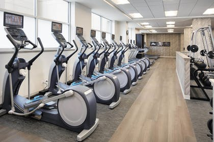 Sports Facility | SpringHill Suites by Marriott Indianapolis Downtown