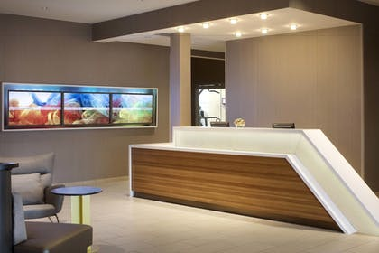 Lobby | SpringHill Suites by Marriott Indianapolis Downtown