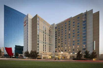 Exterior   SpringHill Suites by Marriott Indianapolis Downtown