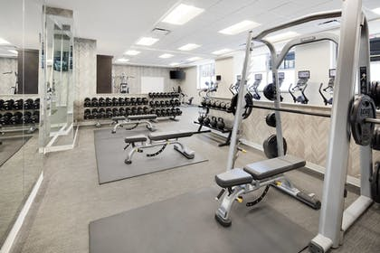Sports Facility   SpringHill Suites by Marriott Indianapolis Downtown