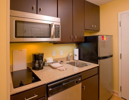 In-Room Kitchenette | TownePlace Suites by Marriott Omaha West