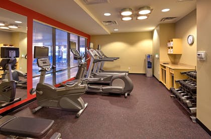 Fitness Facility | TownePlace Suites by Marriott Omaha West